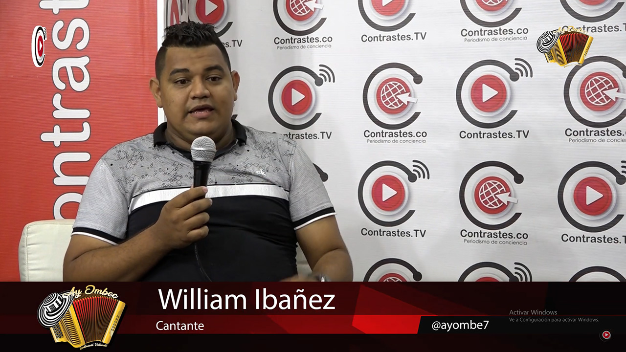 Pregúntale a William Ibañez por Ella